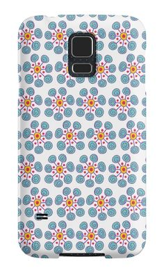 Flower Pattern by bubbliciousart