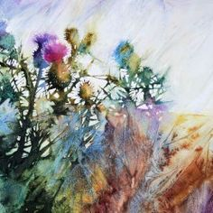 Ann Blockley/Thistle Patch