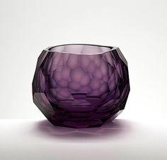 Decadent, mysterious, glamorous: whiskey glass - Glacier/David Weitzmann/Artel. Net-de-vivre.