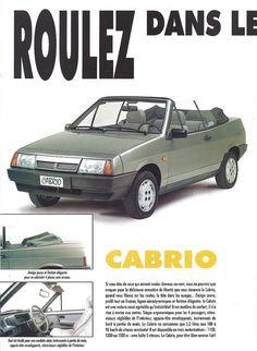 1994 Lada Cabrio
