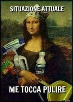 The real Mona Lisa Lisa Gherardini, Mona Lisa Parody, Mona Lisa Smile, Foto Art, Funny Art, Caricature, Oeuvre D'art, Collage Art, Art History