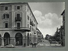 BIELLA - Piazza Vittorio Veneto - Primi anni '60