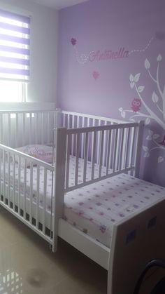 Decoración para bebés Lila