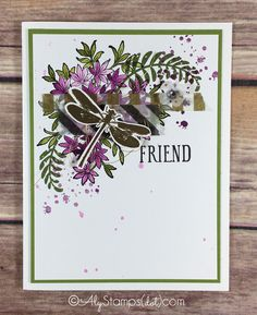 Awesomely Artistic Stamp Set Stampin' Up!
