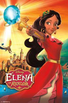 Elena of Avalor Wall Poster