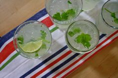 CILANTRO LIMEADE.....Mmmmm, Cilantro!!!! I wish they made a kitchen candle scent of cilantro!!