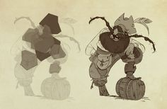 Samurai Concepts and other Characters Character Creation, 3d Character, Character Concept, Concept Art, Pirate Illustration, Character Illustration, Samurai Concept, Character Design References, Illustrations