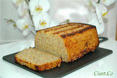 Ciast.Co: Zdrowe ciasto z kaszy jaglanej i jabłek