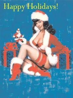 Happy Holidays  - pin-up-girls Photo