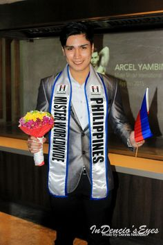Mister Worldwide Philippines 2015 by iamdencio  Jolo Dayrit was officially introduced to the media as official Philippine representative to the Mister Worldwide 2015 Pageant to be held in Orlando, Florida this December.