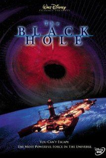 The Black Hole 1979  Not really a disaster movie on Earth...  Maximilian Schell, Anthony Perkins, Ernest Borgnine, Roddy McDowall, Slim Pickens