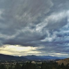 Enjoying the chilly view. #Montana #Missoula