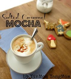 Salted caramels, Caramel and Coffee on Pinterest
