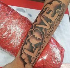 Arm Tattoos Black, Half Sleeve Tattoos Forearm, Forearm Tattoo Quotes, Black Girls With Tattoos, Half Sleeve Tattoos For Guys, Forarm Tattoos, Anklet Tattoos, Cool Forearm Tattoos, Hand Tattoos For Guys