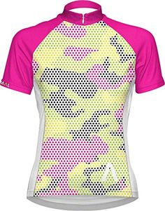 6ca7d1ab Primal Wear Womens Mishmesh Jersey XLarge Pink *** Visit the image link  more details. Note:It is affiliate link to Amazon. #FunCycling