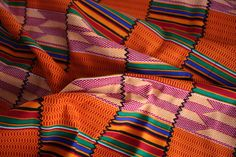Kente Print Fabric Ankara African Print African by EtamStudio Ankara Fabric, African Fabric, Unique Outfits, Crafts To Make, Printing On Fabric, Wax, Cotton, Etsy, Fabric Printing