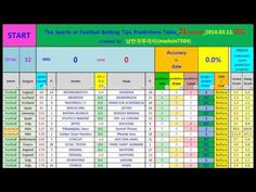 [English]_21round_2016.03.11.001_Football Betting Tips Predictions Table...