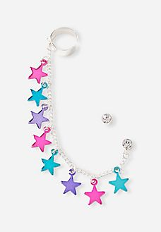 Star Ear Cuff Set