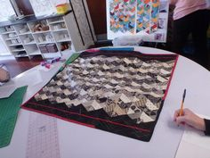 Patchwork, Quilting and Craft Workshops and Retreats: Jan Hassard Retreat 2015