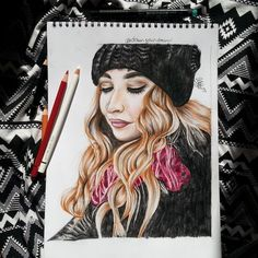 Group of: My drawing of Sabrina Carpenter! IG @draw_your_dreams1 ...