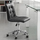 Found it at Wayfair - Mid-Back Leather Scout Leatherette Office Chair