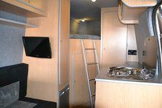 Convert Your Van Ltd - Race Van and Sports Home Conversions