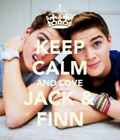 jack and finn harries i just love them and to keep calm i know that people say that but it is so cute pin it to u or just go to jake and finn