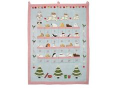 limited edition biscuiteers advent calendar by susie watson