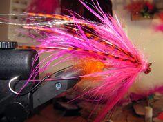 pink and orange intruder
