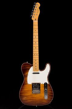 Guitar Center: Platinum : FENDER 017 0303 733 WC SELECT TELE FMT MN VIOLIN BRST
