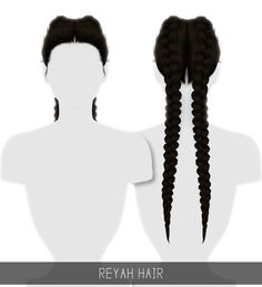 Lange Frisuren Simplicity: Reyah hair - - hairstyles This text op Sims Four, The Sims 4 Pc, Sims 4 Cas, Sims Cc, Hairstyle Bridesmaid, Los Sims 4 Mods, Sims 4 Game Mods, Muebles Sims 4 Cc, The Sims 4 Cabelos