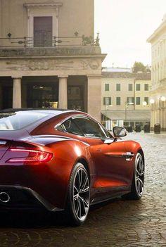The Aston Martin is one of the most elegant grand tourer supercars available. Available in a couple or convertible The Aston Martin has it all. Maserati, Bugatti, Ferrari, Lamborghini Aventador, Aston Martin Vanquish, Dream Cars, My Dream Car, Luxury Sports Cars, Sexy Cars