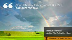 Marketing Inspiration from Marcus Sheridan on Hubspot