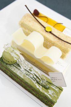 Individuels, Pâtisserie Sadaharu Aoki Paris