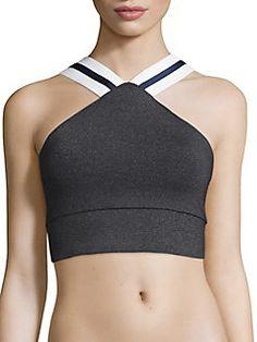 Heroine Sport - Halter Sports Bra Fitness Fashion, Fitness Wear, Camo Designs, Athleisure Wear, Halter Tops, Halter Neck, Sexy Bra, Workout Wear, Activewear