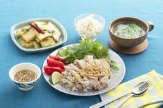 注目のアジアンフード!炊飯器でシンガポールチキンライス|オンライン料理教室【ゼクシィキッチン】
