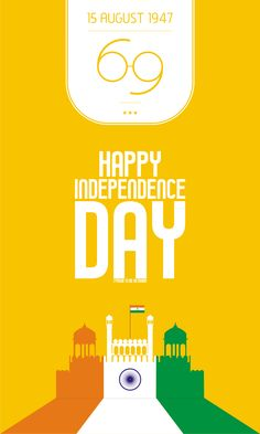 India 69th Independence Day