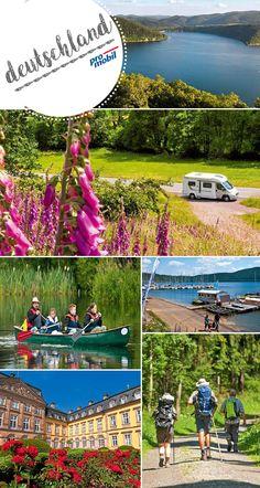 #Wohnmobil-Tour in #Nordhessen Goldrausch an der Eder im #Waldecker Land  Das Waldecker Land liegt im Norden #Hessens. Die Region bietet Seen und Wälder und ist goldrichtig für #Reisemobilisten. Sie profitieren von guten Stellplätzen und zahlreichen Wander- und Radwegen.