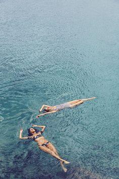 Issue 003 Aussea & Sun swim editorial with @Roxy