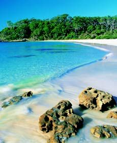 Green Patch - Jervis Bay NSW. Outstandingly Beautiful!!