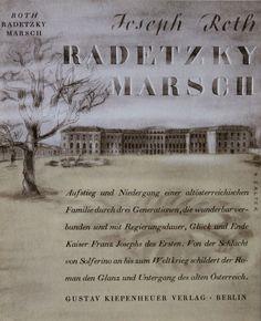 Radetzkymarsch, erster Entwurf