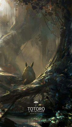 Omygosh I LOVE Totoro