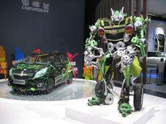 Chevy Spark Transformers