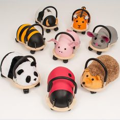 Wheely Bugs are a great fun gift idea for 1 year old boys to play with inside and out.