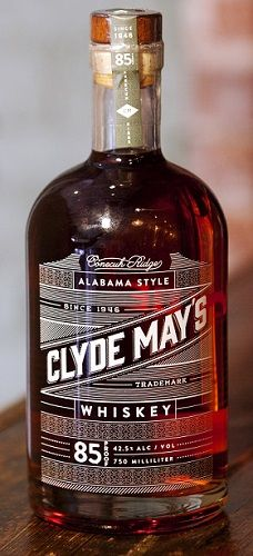 Clyde May was a visionary among Alabama moonshiners and created a craft whiskey full of character and finesse.