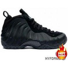 f57e0b6d50764e Nike Air Foamposite one All Black 2013