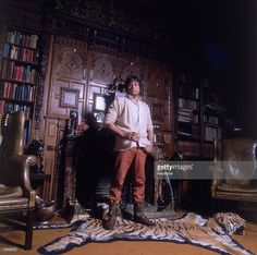 Oliver Reed at home Oliver Reed Films, Ken Russell, Classic Films, New Movies, 18th Century, Actors, Rebel, Portrait Photography, Legends