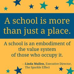 great quote from Linda Mullen of the Sparkle Effect (inclusive cheer squads and dance teams)   inclusion, disability