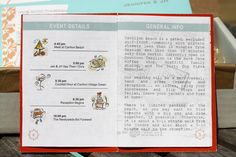 Beach Wedding – Passports and RSVP Postcards DIY | Fab Fatale
