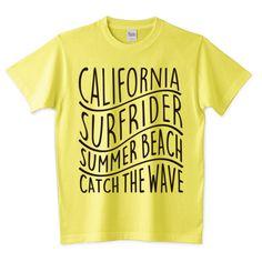 サーフライダー | デザインTシャツ通販 T-SHIRTS TRINITY(Tシャツトリニティ)